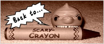 Back to... Scary-Crayon