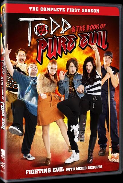 """""""Todd & The Book of Pure Evil"""" Season 1"""