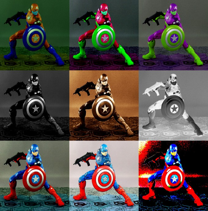 POP! Captain AmericArt