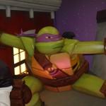 Donatello statue @ Nick booth