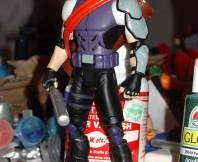 Casey Jones custom figure mockup