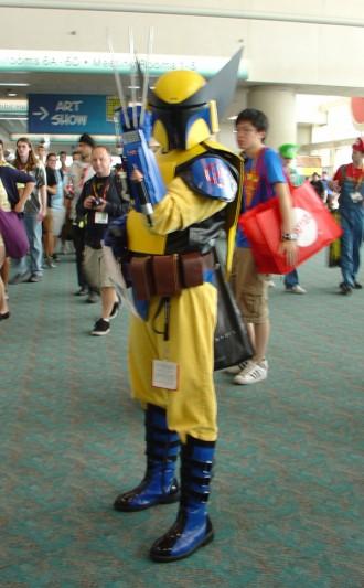 Wolverine Clone Trooper?