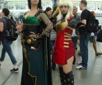 Lady Loki and... I don't know who the other one is.