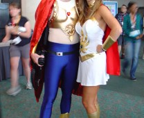 OMG, Bow and She-Ra! Now where'd I put my tissue compressor...
