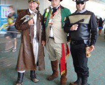 The Wild West just got wilder... and a little bit steampunky.