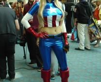 When Captain America looks like this, I'll start reading Avengers comics.
