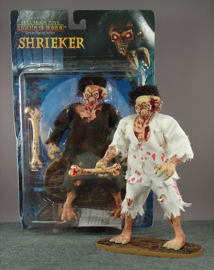 Full Moon Toys Legends of Horror Shrieker