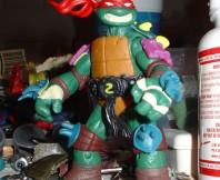 Slash custom figure mockup