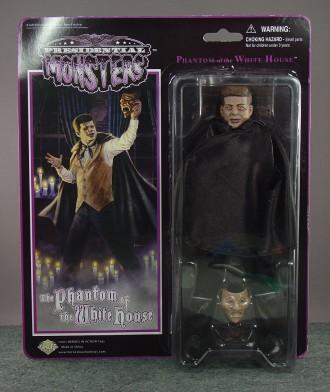 Presidential Monsters Phantom of the White House (JFK)