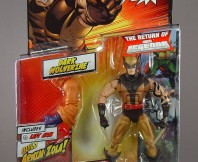 Marvel Legends Dark Wolverine carded