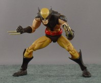 Dark Wolverine posed