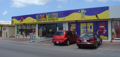 Toy stores in Aruba!