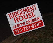 Judgement House -- all right!!!