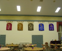 These banners were actually kinda nifty.