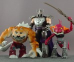Dogpound looks great alongside his fellow villains.