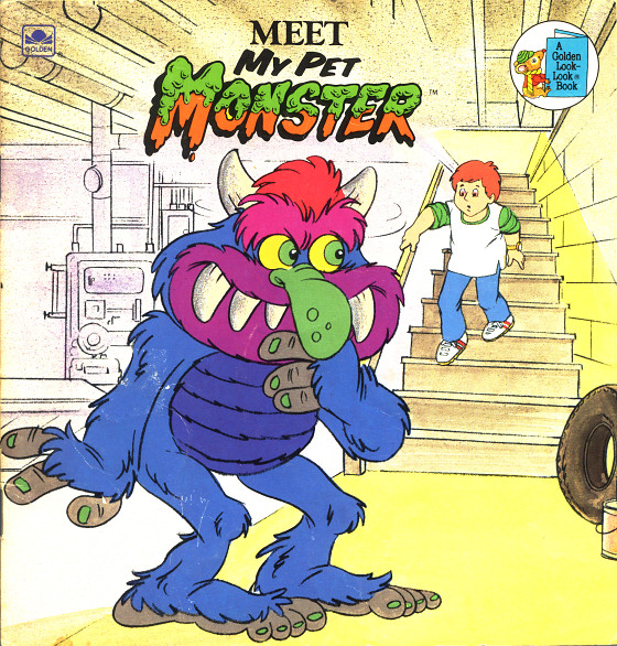 Meet My Pet Monster!