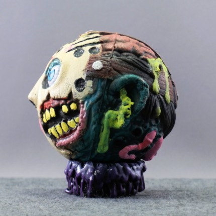 Madballs Jason (left side view)