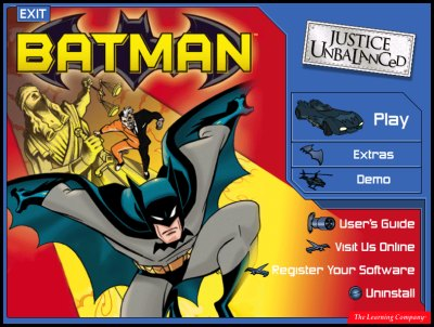 BATMAN: Justice Unbalanced, reviewed!