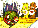 A Care Bears/Madballs crossover?!?!?