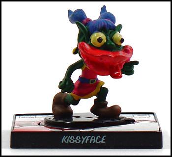 Whatever Kissyface wants, Kissyface gets...