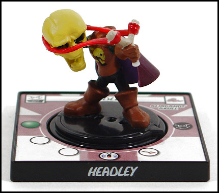 Headley is here to save the day!