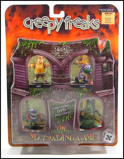 Creepy Freaks Starter Set #2!