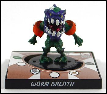 Worm Breath is one creepy, freaky dude.
