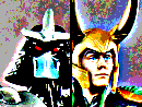 SHREDDER vs LOKI