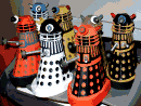 Genesis of the Homemade Daleks: Part 2!