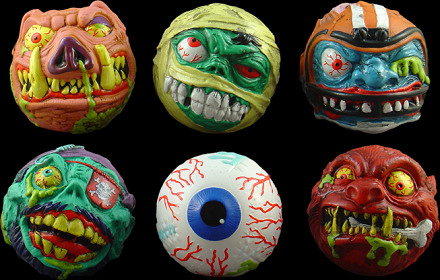 The 2008 Series 2 Madballs!!!